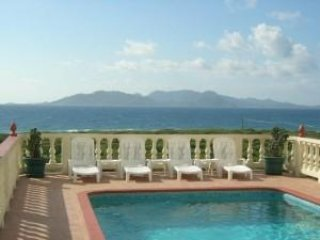 Ocean Terrace - Beautiful Anguillan Condo Overlooking St. Maarten