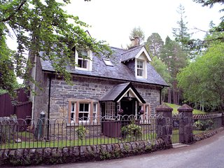 West Lodge Strathconon Scottish Highlands