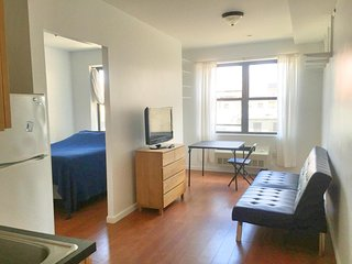 East Harlem-One Bedroom Fully Furnished
