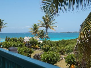 Amazing Sea View ON Orient Bay Beach, St Martin!