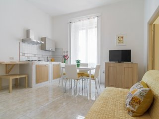 Bright and cozy for 4 people in Materdei district