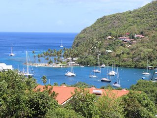 Casa Vista located in Marigot Bay, Castries, St.Lucia