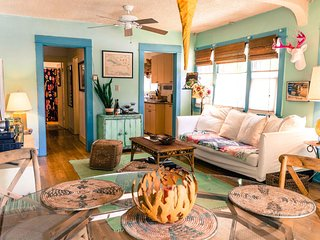 Large, Charming 2BR Spanish Bungalow