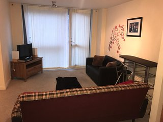 Luxury 1 Bedroom Apartment in the Heart of Birmingham City Centre