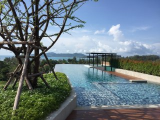 One bedroom apartment in Surin, walk to beach! 707