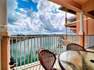 Harborview Grande 701 Stunning view of Clearwater Harbor