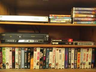 Awesome video + DVD collection. Sure to entertain on a rainy day or while recovering from a BBQ coma