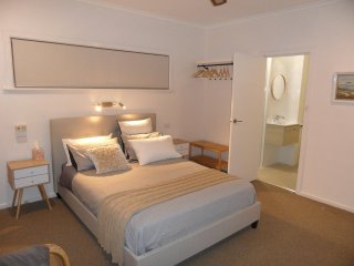 Bedroom 1 through to Ensuite