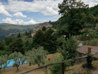 Tuscany, country house with swimmingpool, vicina a Pistoia, Lucca, Pisa, Firenze