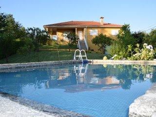 Casa do Coberto, excelente moradia para férias tranquilas, em Póvoa de Lanhoso.
