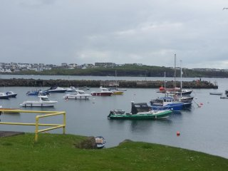 Portrush  harbour place apartment