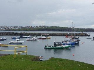 Portrush  harbour place apartment
