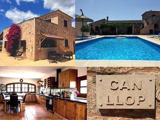 Finca Can Llop Ferienhaus Chalet Rental Villa Mallorca