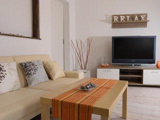 Kleine, moderne Ferienwohnung im Zentrum von Bad Tabarz