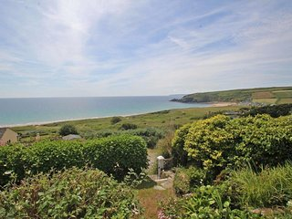 WESTAWAY dormer bungalow, sea views, pet friendly, off road parking, wifi in