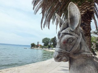 Apartment near beach, airport, Split, Trogir