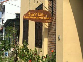 Lan'd Villa 2 - 3 bedrooms & a private garden
