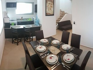 Vacation Rental house toledo 14-14 Playa del Carmen 8 people