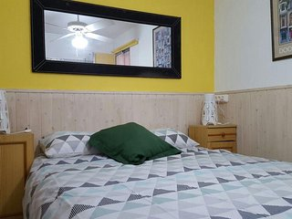 Nice apartament near the beach and Port Aventutra