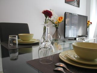 Luxury condo in the heart of downtown Montreal