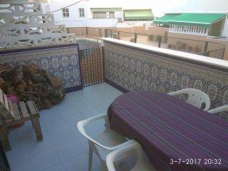 Duplex en Retamar a 50mts de la playa y del Parque Natural de Cabo de Gata.