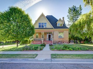 Beautiful home w/ backyard gardens - surround yourself in Victorian charm!