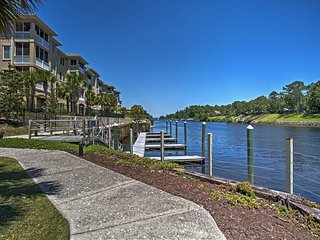 N. Myrtle Beach Condo in Edgewater Golf Resort!