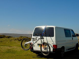 Baxter, handmake campervan rental from Quirky Campers