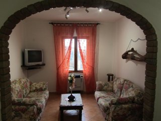 Casa vacanze vista mare a 15 km dal mare Toscana Pisa Castellina Marittima