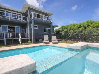 Nani Kauai-Spectacular 4 bd house with private swimming pool and A/C in Poipu