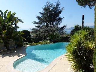 Villa avec vue mer et piscine privée