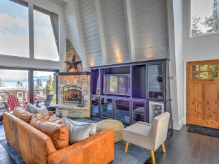 Renovated Tahoe City Home in Dollar Point w/ Deck!