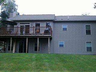 Z House - modern, well-kept home in Southwest Harbor near Acadia National Park