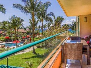 Maui Resort Rentals: Honua Kai Konea 249, Spacious Interior Courtyard 3BR w
