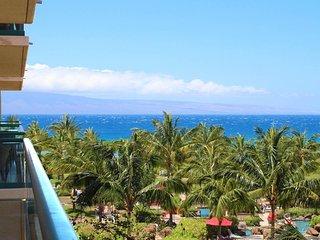 Maui Resort Rentals: Honua Kai Konea 407, Upgraded Interior Courtyard 2BR w