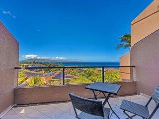 Kahana Villa condo, ocean views, private lanai - Seeing Polū at Kahana Villa