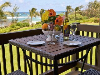 Ocean Front, Ocean View, Steps to Beach, Kaha Lani, Minutes to Wailua Golf