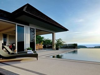 Layan SEA VIEW villas, 3-br, Layan