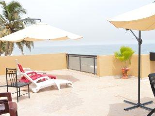 Villa piscine Thiaroye Azur