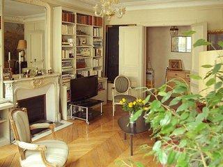 Magnifique appartement haussmannien