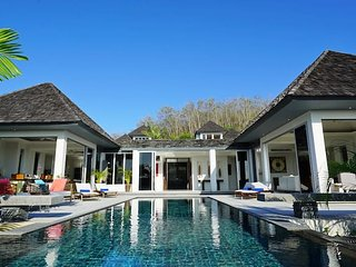 Layan SEA VIEW villas, 4-br, Layan beach