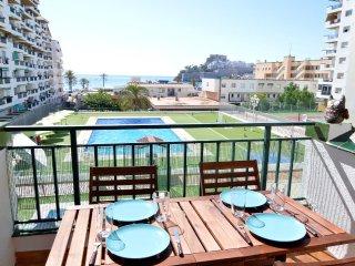 Precioso apartamento en primera línea de playa en la mejor zona de Peñíscola