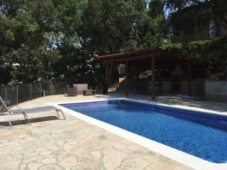 Holiday villa in Begur at the most beautiful part of the Costa Brava, with priva