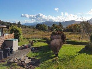 Cosy Log Cabin in Heart of Snowdonia