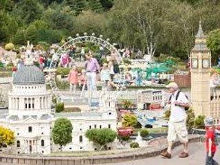 Legoland Windsor - approx 16.5 miles