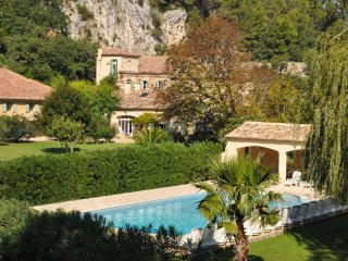 Charming villa - Moulin de la Roque - Noves