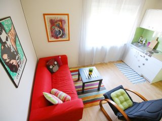 Green fish apartment