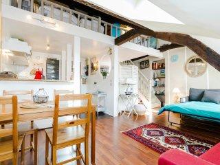 Cozy Duplex nest in St.Germain - P6