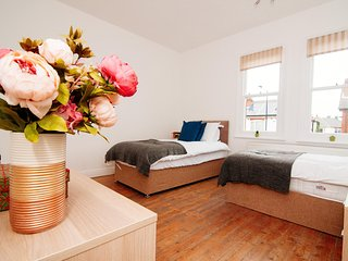 Rockingham House in a great location with parking