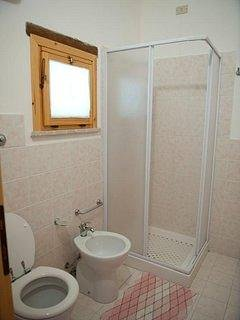 Bagno in camera Bathroom in Room
